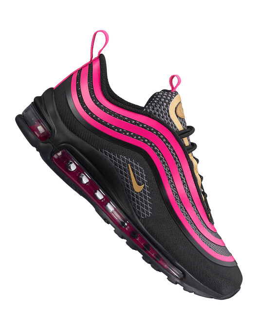 detailed look dc0e5 42157 Girls Nike Air Max 97 Pink Prime   Life Style Sports