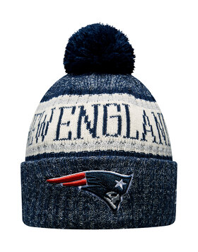 NFL Patriots Bobble Knit