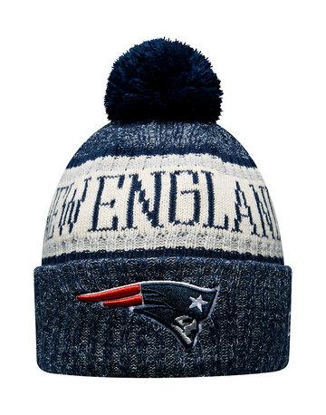 NFL Patriots Bobble Knit
