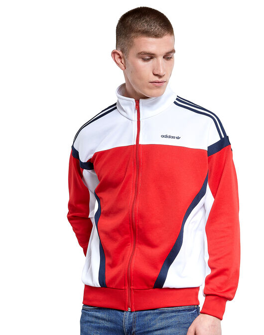 Mens Poly Track Top