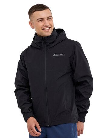 Mens Terrex Rain.RDY Two Layer Rain Jacket