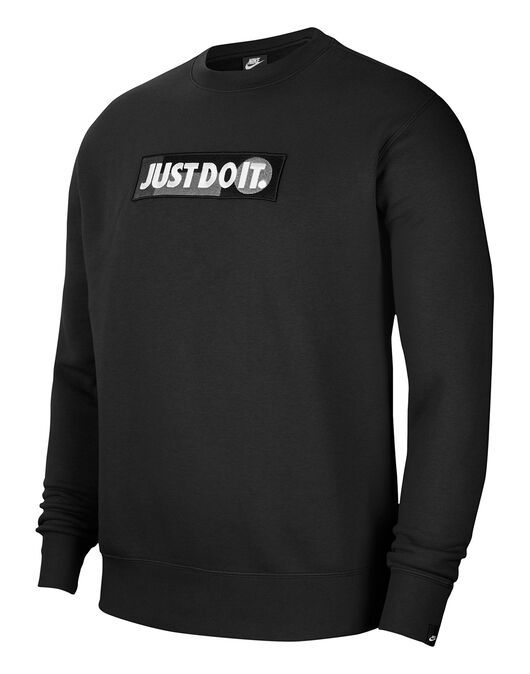 Mens JDI Crew Neck Sweatshirt