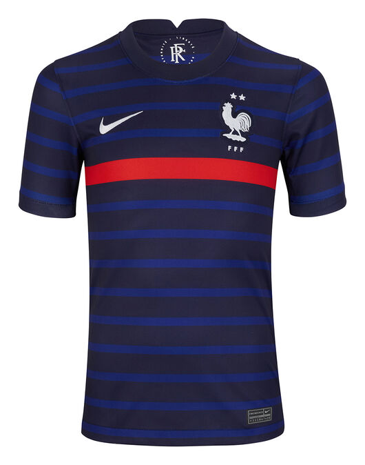Kids France Euro 2020 Home Jersey