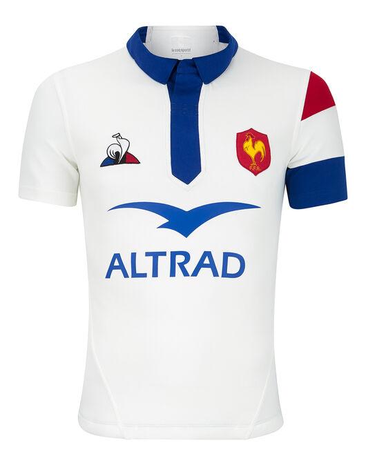 size 40 7ccf2 b83c5 Le Coq Sportif Adult France Away Jersey 2018/19