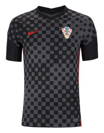 Adult Croatia Euro 2020 Away Jersey