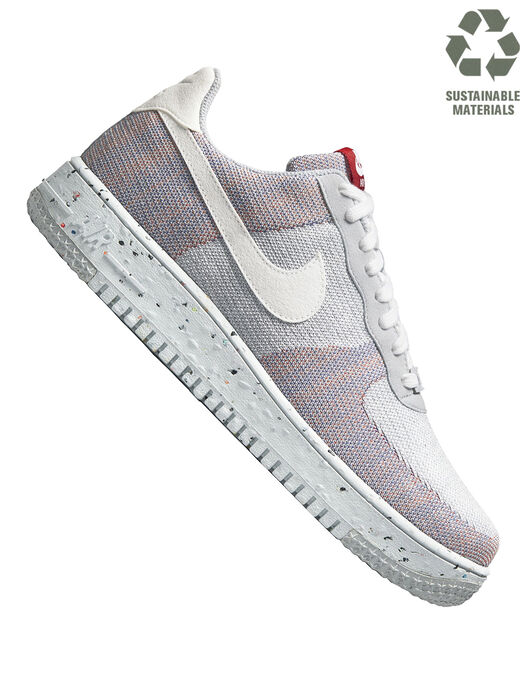 Mens Air Force 1 Crater Flyknit