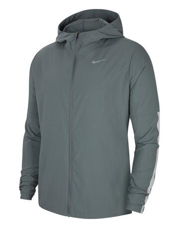 Mens Running Woven Jacket
