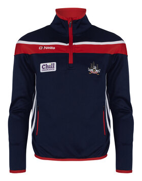 Kids Cork Slaney Half Zip Top