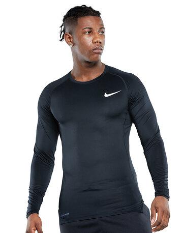 Mens Pro Baselayer Long Sleeve Top