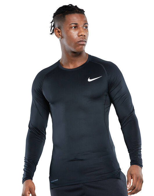 Mens Pro Baselayer Long Sleeve Top