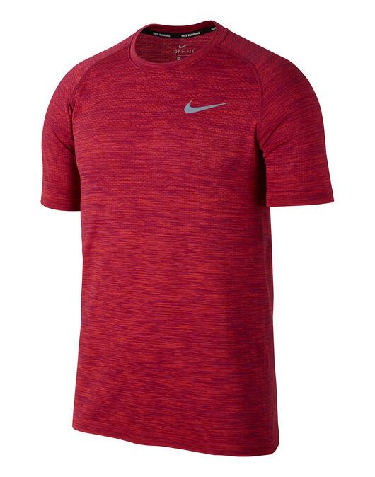 Mens Dri-Fit Knit T-Shirt