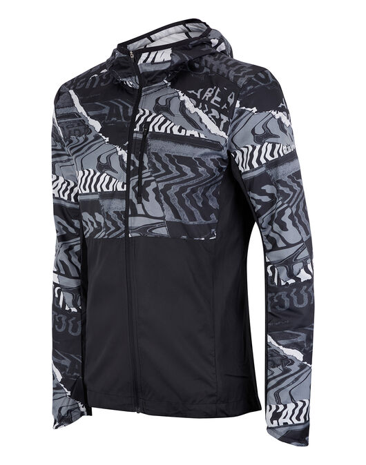 Mens Own The Run Jacket