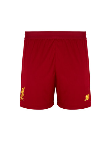 19662a72d72 Adult Liverpool 19 20 Home Shorts ...