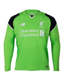 Adult Liverpool Home 2016/2017 GK Jersey
