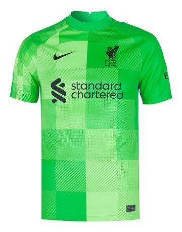 Adult Liverpool 21/22 Home Goalkeeper Jersey
