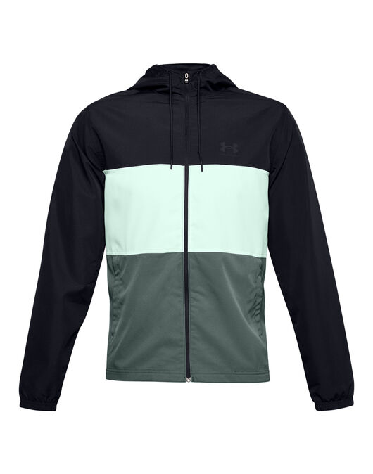 Mens Sportstyle Wind Graphic Jacket