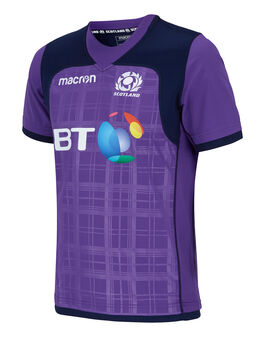 Mens ScotlandTraining Jersey 2018