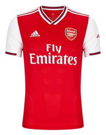 Adult Arsenal Home 19/20 Jersey