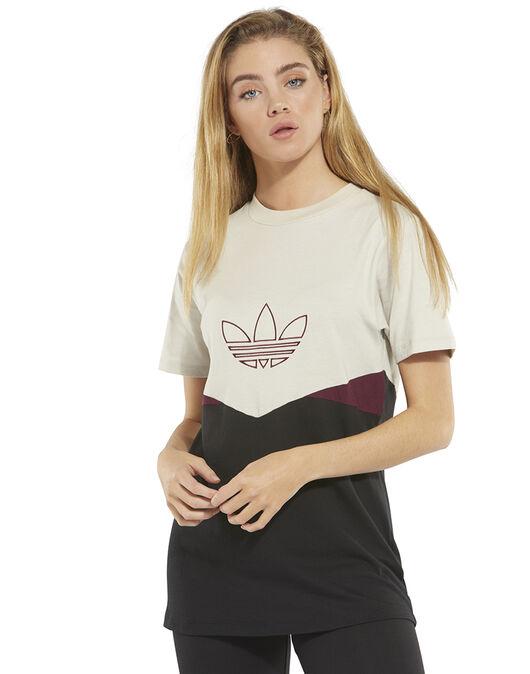 7addeb18454 Women's adidas Originals CLRDO T-Shirt | Life Style Sports