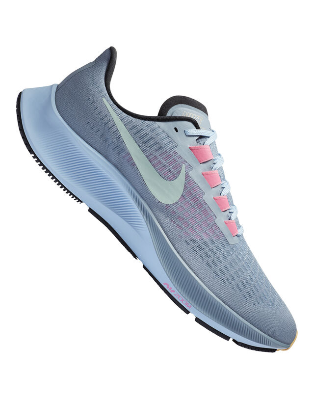 Nike Mens Air Zoom Pegasus 37 - Grey - 7.5