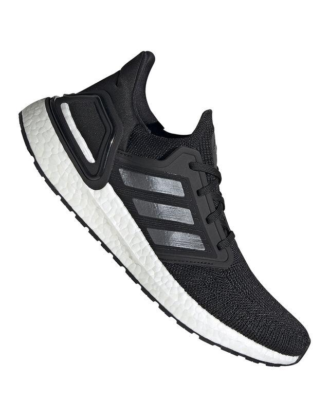 Adidas Mens Ultraboost 20 Football Boots - Black - 7
