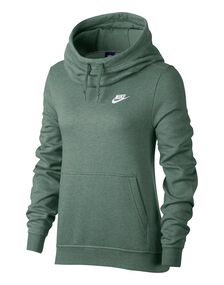 Womens Fleece Funnel Hoody
