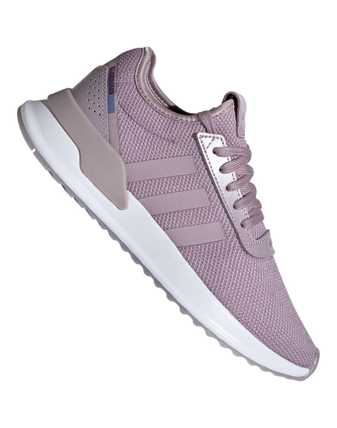 Purple adidas Originals U_Path X