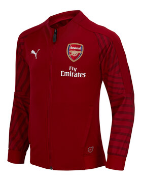 Kids Arsenal Stadium Jacket