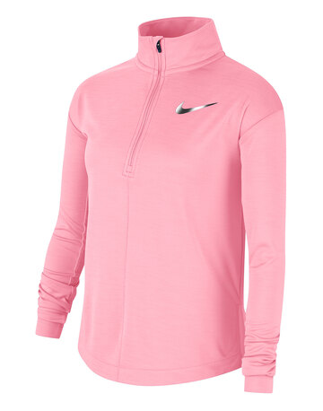 Older Girls Half Zip Top