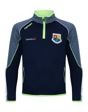 Kids Longford Dillon Half Zip Top