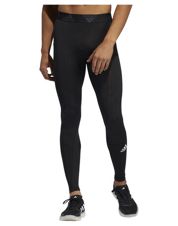 Mens Long Tech Fit Run Tights