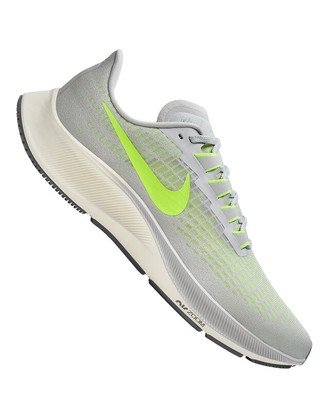 Nike Mens Air Zoom Pegasus 37 - Grey - 8