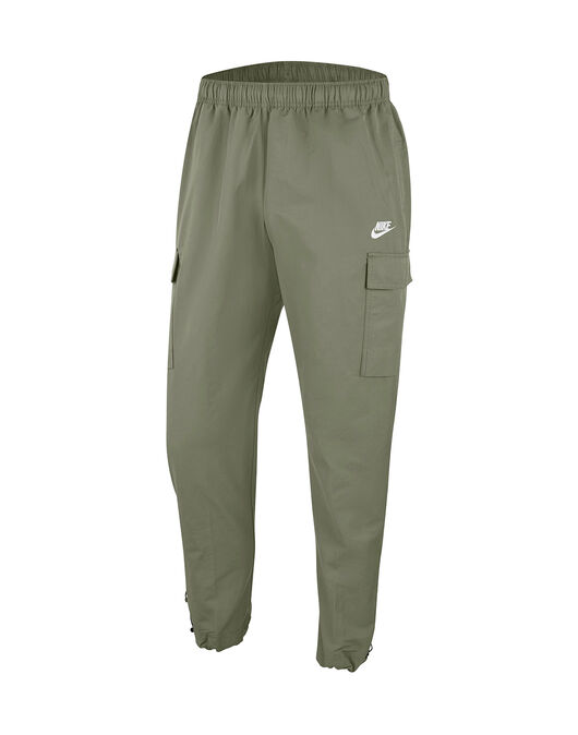 Mens Woven Cargo Pants