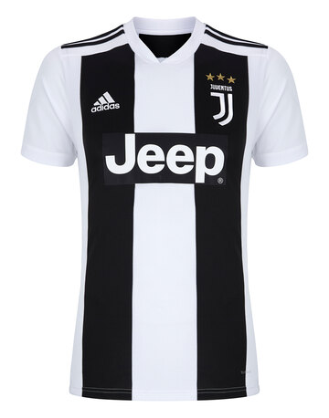 Adults Juventus 18/19 Home Jersey