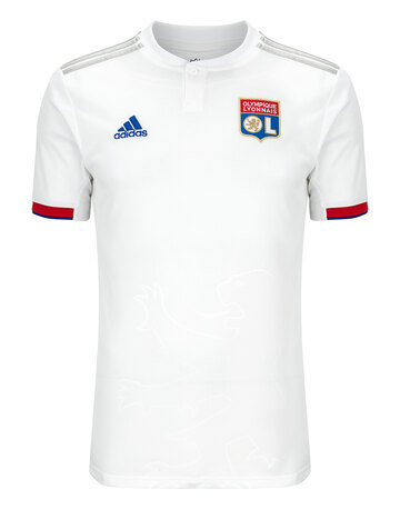 Adult Lyon Home 19/20 Jersey