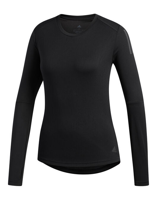 Womens Own The Run Long Sleeve T-shirt