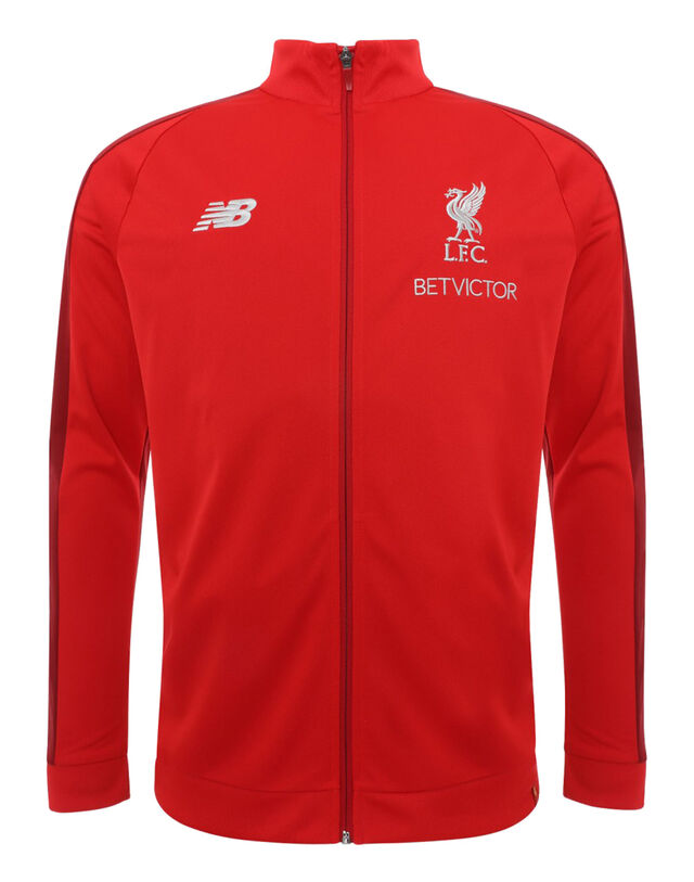 Mens Liverpool Presentation Jacket