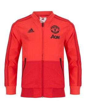 Kids Man Utd Presentation Jacket