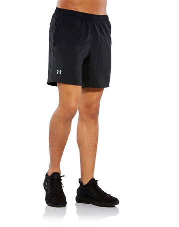 Mens Speed Stride Woven 7 Inch Shorts