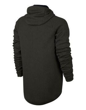 Mens Tech Fleece Full Zip Hoody