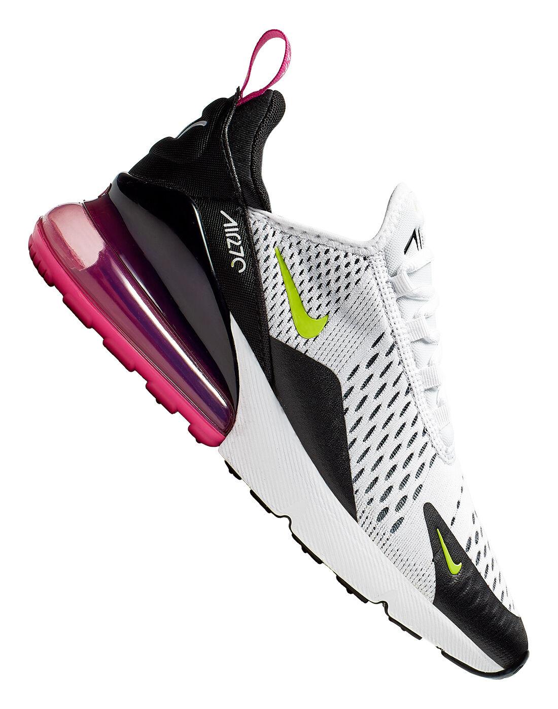 Black \u0026 Red Nike Air Max 270