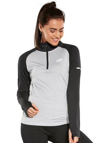 Womens Shirley Half Zip