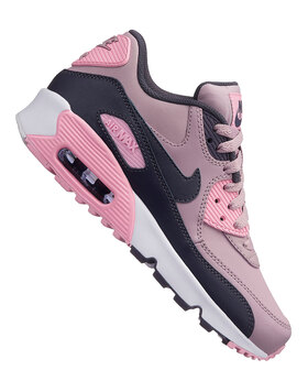 Older Girls Air Max 90 Leather