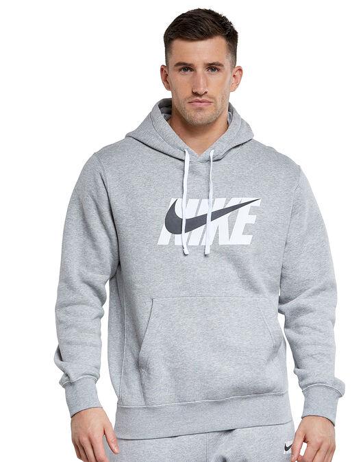 Mens Hooded Fleece Tracksuit
