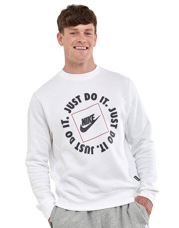 Mens JDI Fleece Crew Neck Sweatshirt