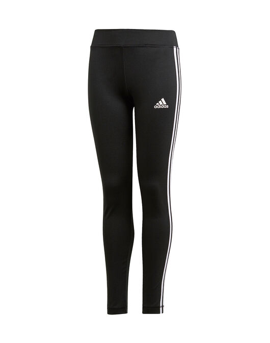 Older Girls 3 Stripes Leggings
