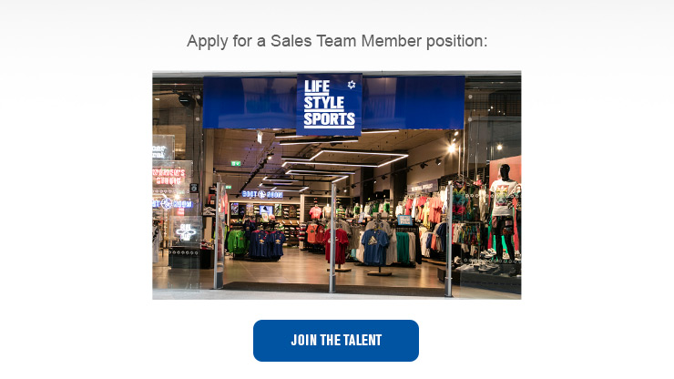 Apply for a store position