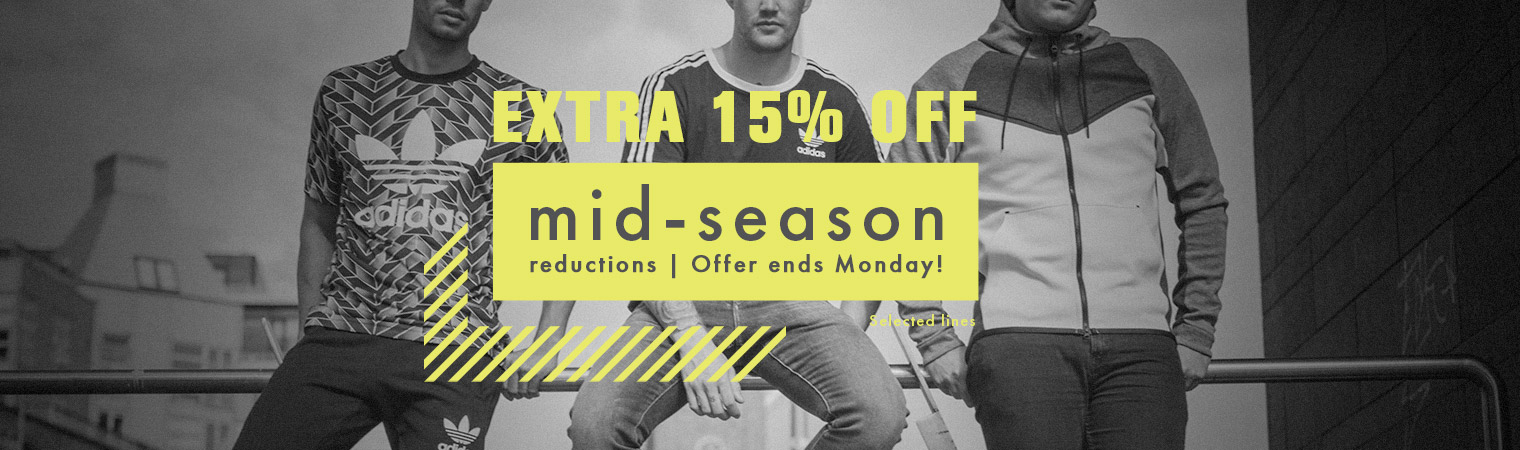 Mid Season Reductions
