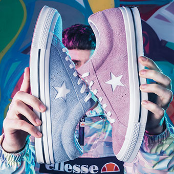Converse at Life Style Sports