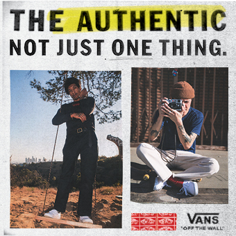 Vans Clothing and Trainers2